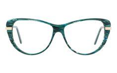 ANDY WOLF, LOVE // 5068 col. G // Eyewear handmade in Austria // Glasses // Fashion // Vintage // Palms //