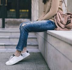 Shop Zespa Aix-en Provence sneakers for women at BOTTINES. Parka, Off White, Skinny Jeans, Luxury, Grey, Sneakers, Womens Fashion, Shopping, Collection