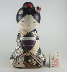 Beautiful Kokeshi doll