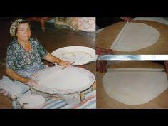 Χειροποίητο Φύλλο της Μαμάς - Mom's - Handmade sheet // Stella Love Cook - YouTube Greek Recipes, Kitchen Hacks, Handmade Sheet, Dairy, Cook, Youtube, Cooking, Greek Food Recipes, Youtubers
