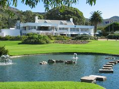 Golf Zuid Afrika, Kaapstad, Westlake Golf Club