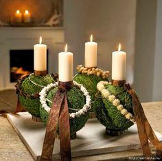 С Рождеством! Подборка рождественских праздничных идей
