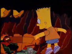 - Recuerda: miente,engaña,roba y escucha música Heavy Metal -Sí, señor Mundo Meme, The Simpsons, Bart Simpson, Twitter, Heavy Metal Music