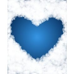 Heart Shaped Vector Background | Free Vector Graphics | All Free Web... ❤ liked on Polyvore featuring backgrounds, hearts, frames, effects, blue, borders and picture frame