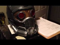 Make your own Star Lord Helmet From Guardians Of The Galaxy | MAKE