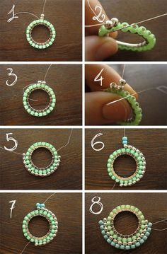 pearl earrings - Ideas for jewelry making - . - Pearl earrings … – Ideas for jewelry making – … – -Pearl earrings . pearl earrings - Ideas for jewelry making - . - Pearl earrings … – Ideas for jewelry making – … – - Seed Bead Tutorials, Jewelry Making Tutorials, Beading Tutorials, Bead Jewellery, Wire Jewelry, Jewelry Crafts, Handmade Jewelry, Jewellery Shops, Jewellery Making