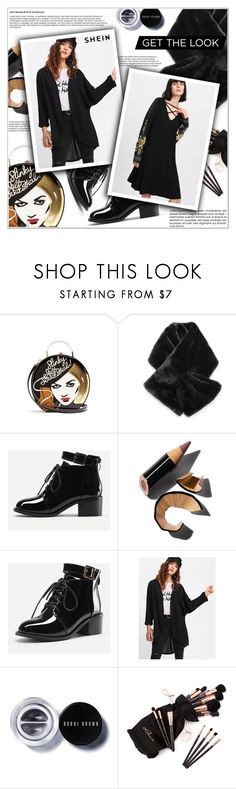 """Get The Look"" by shambala-379 ❤ liked on Polyvore featuring Charlotte Olympia and Bobbi Brown Cosmetics"