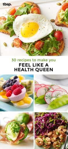 If bright, bold color is any indicator of freshness, flavor and all around good-for-you meal ideas, this rainbow of recipes is everything you need to feel like a fierce health queen in 2017.