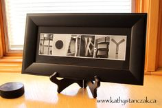 Hockey Words - Kathy Stanczak Photography Gifts for Dad