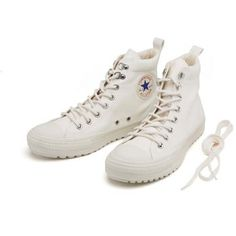 【CONVERSE】 コンバース ALL STAR OUTDOORBOOTS TS HI オールスター アウトドアブーツ TS HI 32664760 WHITE
