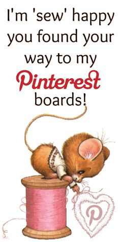 I'm Sew Happy!! Welcome To My  Embroidery Board!! Pin What You Like!! Follow Me from What You Pin!! Come Back Often!! jwt