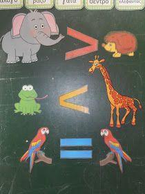Πρώτα ο δάσκαλος...: Στολίστε τους τοίχους σας! Primary Maths, School Life, Special Education, Mathematics, Projects To Try, Classroom, Teaching, Blog, Kids