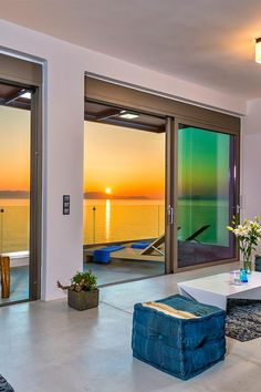 Villa Kyma Chania Crete, Seafront villa by Unique Propertiesedited by classy-captain