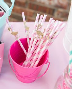 Hey, I found this really awesome Etsy listing at https://www.etsy.com/listing/246770727/flamingo-straws-flamingo-party-decor
