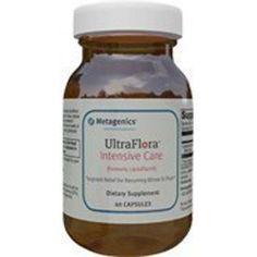 Metagenics UltraFloraTM Intensive Care 40 Caps (LFLAM)