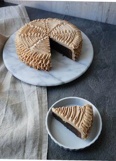 Delicious Cake Recipes, Best Dessert Recipes, Sweet Recipes, Cocoa Recipes, Baking Recipes, Summer Desserts, Easy Desserts, Swedish Recipes, Sweet Pastries