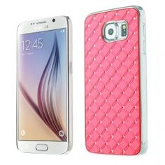 Galaxy S6 pinkit luksus kuoret