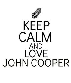 Keep Calm And Love John Cooper  website: http://www.skillet.com/