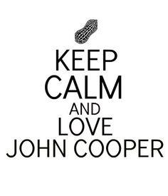 Keep Calm And Love John Cooper  website: http://www.skillet.com/
