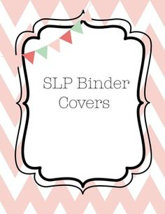 A set of eight chevron inspired binder covers free for your use. The set includes binder covers for: Data Sheets Student Information Schedules Parent Notes/Conferences Screenings Meeting Notes PLC Meetings CEUs/Professional Development Hope you enjoy!