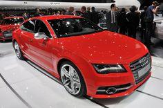 New Audi S7