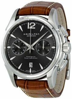 Hamilton Jazzmaster Auto Chrono H32606585: Amazon.de: Uhren