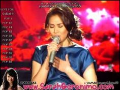 Adele - Someone Like You (Cover by Sarah Geronimo) OFFCAM - (09Oct11)