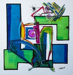 Jorge Colomina artist gallery paintings