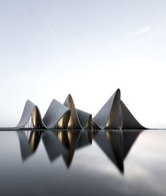 Architecture Design, Conceptual Architecture, Architecture Concept Diagram, Parametric Architecture, Organic Architecture, Futuristic Architecture, Beautiful Architecture, Innovative Architecture, Famous Architecture