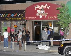 Man killed outside The Drunken Monkey, owned by Big Ang(Mob Wives)