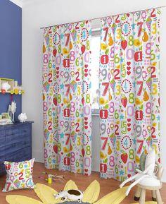 """Комплект штор """"Гиона-К"""": купить комплект штор в интернет-магазине ТОМДОМ #томдом #curtains #шторы #interior #дизайнинтерьера"""