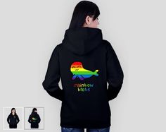 Rainbow Blebs #hoodies #hoodie Buy on #cupsell: http://whattheblebs.cupsell.com/product/1629631-product-1629631.html #seal #seals #cute #adorable #cartoon #cartoons #lgbt #pride #lesbian #lesbians #gay #gift #gifts #children #kids #rainbow #clothes #sweatshirt #sweatshirts