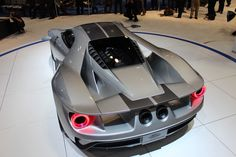 ford gt 2017 silver - Google Search