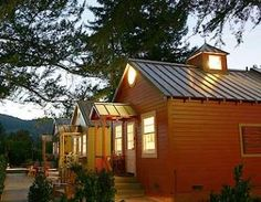 The Cottages of Napa Valley (formerly Tall Timbers Chalets) 1012 Darms Lane, Napa CA 94558
