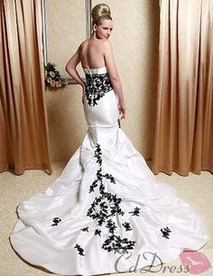 Wedding Dress Wedding Dresse for Kayla without the blacl