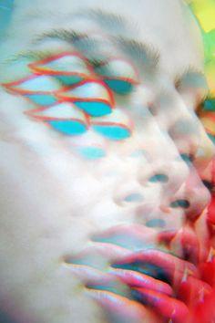 Glitch Art Photography by Elena Kulikova Glitch Art, Art Photography, Psychedelic Art, Glitch, Inspiration, Creative, Photography, Kaleidoscope, Art