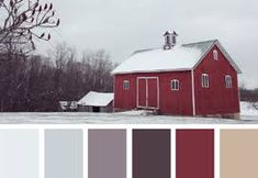 Resultado de imagem para paleta de cores inspirada na natureza