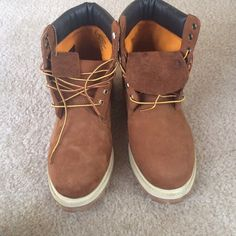 timberlands worn 1 times . men's Timberland Shoes Ankle Boots & Booties
