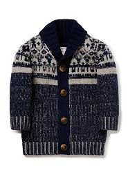 Knitted Button Up Cardi