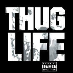 THUG LIFE (2Pac, Big Syke, Macadoshis, Mopreme, The Rated R) - Thug Life: Volume 1