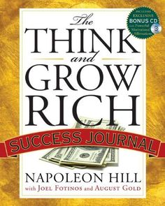 The Think and Grow Rich Success Journal by Napoleon Hill http://www.amazon.com/dp/1585428396/ref=cm_sw_r_pi_dp_F8ntwb0264S1H
