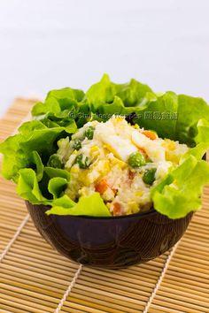 Japanese Egg and Mashed Potato Salad01