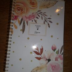 2020 Planner Planificador semanal Planificador 2020 A5   Etsy Diary Planner, Goals Planner, Monthly Planner, Planners, Personalized Planner, Calendar Pages, Lined Page, Cover Pages, Customized Gifts