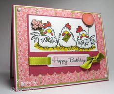 SC220 Chicken Birthday
