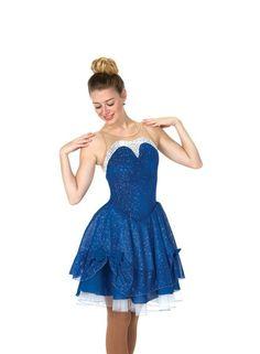 Jerry's Figure Skating Dress 129 - Fairy Tale Dance