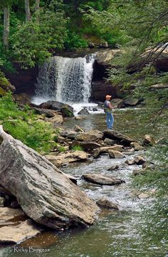 Waterfalls of Virginia /& West Virginia 174 Falls in the Old Dominion and the Mountain State