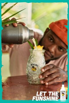 Ready to summer like you mean it? Start pouring up the good vibes & unexpected fun times with an easy 3-step Piña Colada🥥 Add 1 part Malibu, 1 ½ parts pineapple juice, & ½ part coconut cream into a shaker with ice. Shake, pour into a glass, and enjoy for an IRL cheers to the summer🍹 Bomb Drinks, Fun Drinks, Yummy Drinks, Alcoholic Drinks, Summer Cocktails, Cocktail Drinks, Healthy Meals For One, Alcohol Drink Recipes, Appetizers For Party