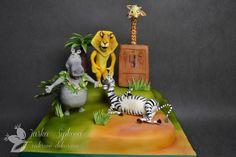 Madagascar - Cake by JarkaSipkova