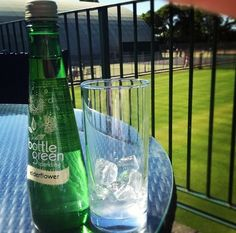 Miss afternoon drinks at the tennis club!