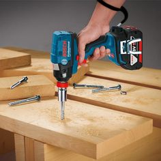 *CLICK TO ENLARGE* Bosch GDX 18 V-EC Brushless 18v Impact Wrench/Driver